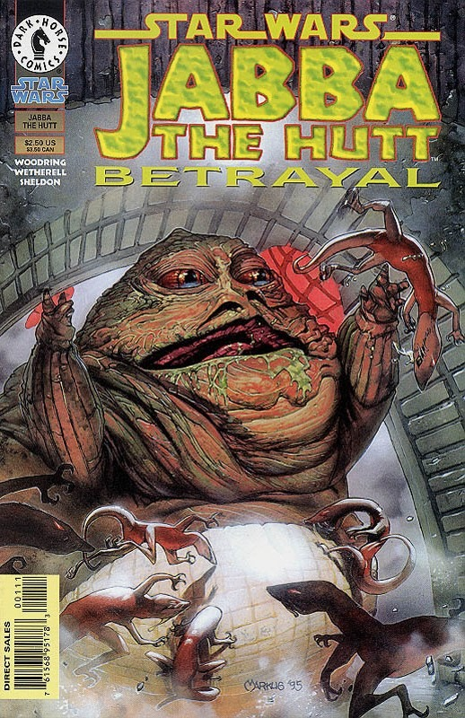 Star Wars Jabba the Hutt: Betrayal