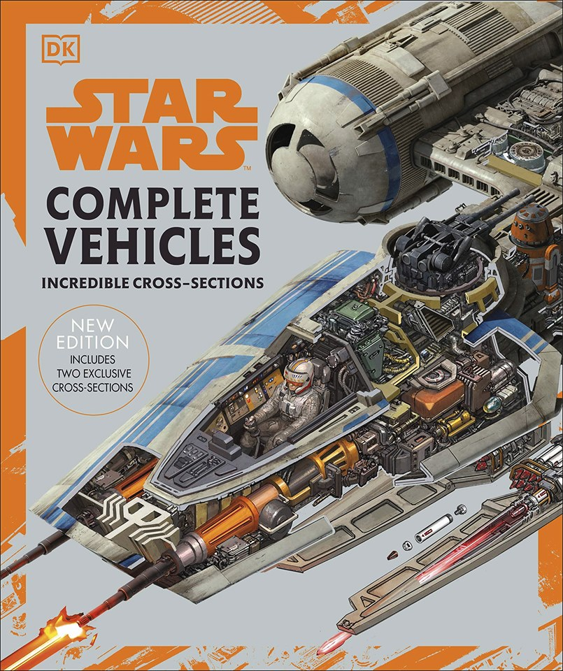Star Wars: Complete Vehicles - New Edition