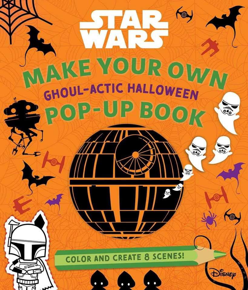 Star Wars: A Ghoul-actic Halloween