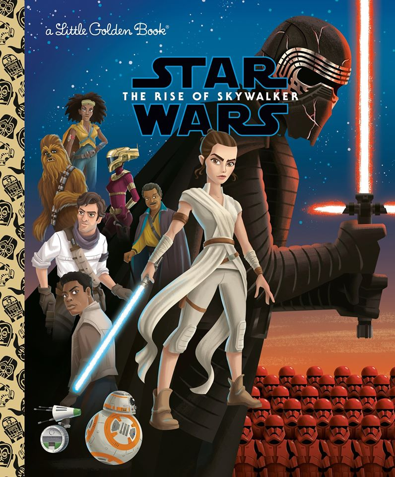 Star Wars: The Rise of Skywalker (Little Golden Book)