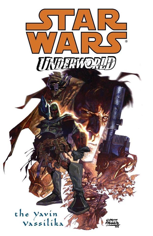 Star Wars Underworld: The Yavin Vasillika