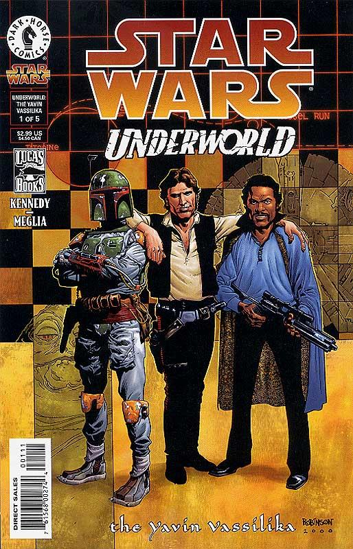 Star Wars Underworld: The Yavin Vasillika