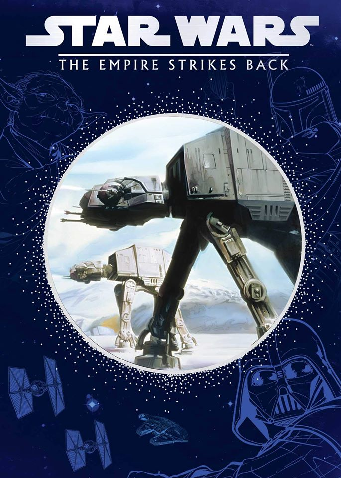 Star Wars: The Empire Strikes Back (Die-Cut Classic)