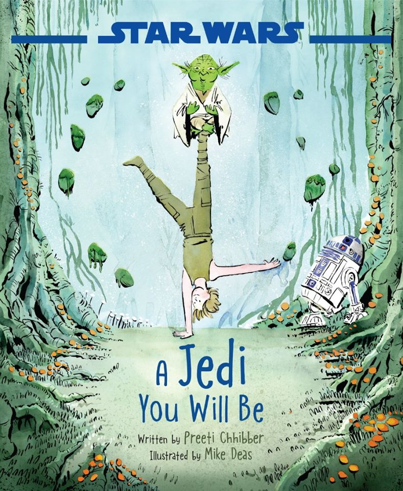 Star Wars: A Jedi You Will Be