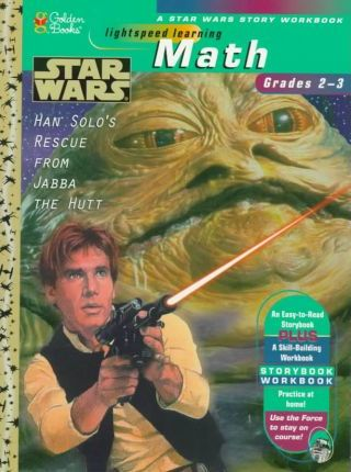 Star Wars Math Story Workbook: Han Solo's Rescue
