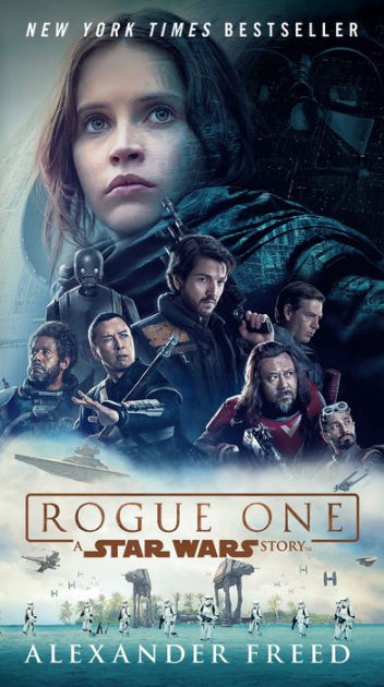 Rogue One: A Star Wars Story (paperback)