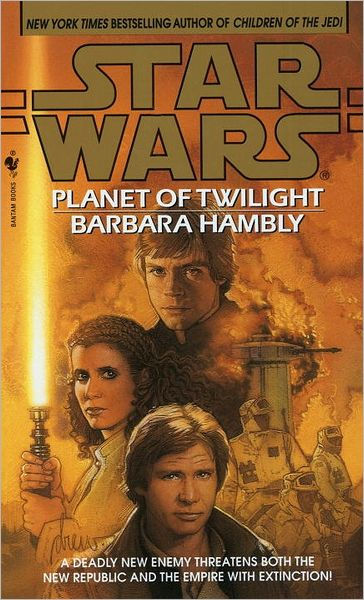 Star Wars: Planet of Twilight  (paperback)