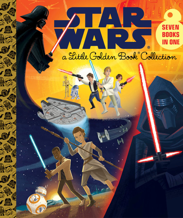 Star Wars: The Force Awakens  (Little Golden Book)