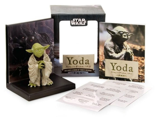 Star Wars: Yoda - Bring You Wisdom, I Will