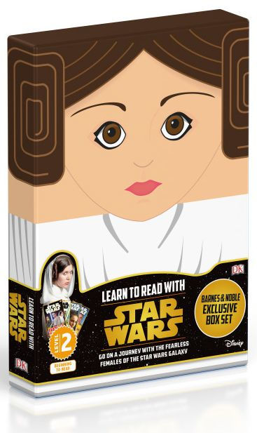 Learn to Read with Star Wars (Princess Leia)