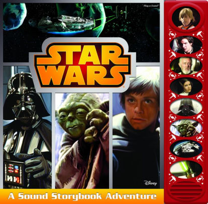 Star Wars Sound Storybook Adventure: Episode IV, V, and VI
