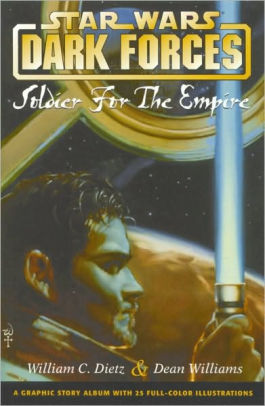 Star Wars Dark Forces: Soldier for the Empire (paperback)