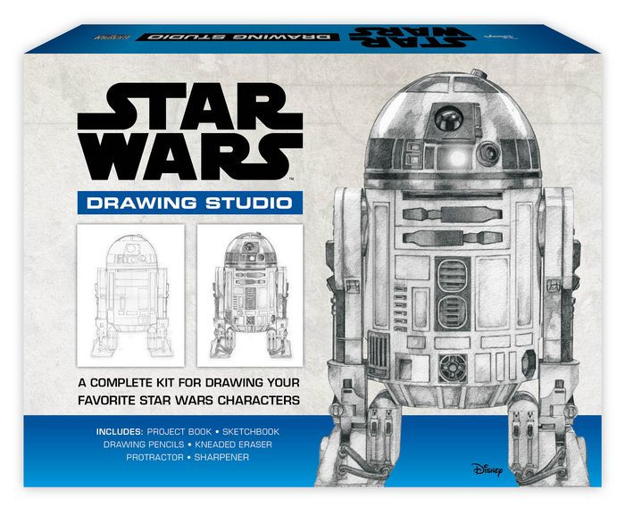 Star Wars Drawing Studio
