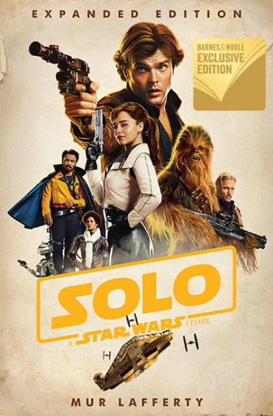 Solo: A Star Wars Story - Expanded Edition (Barnes & Noble)