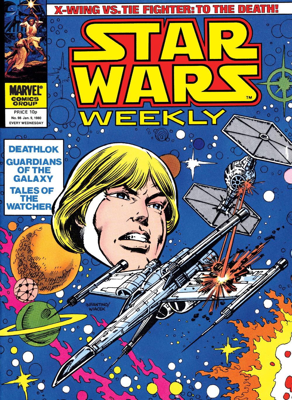 Star Wars Weekly 98