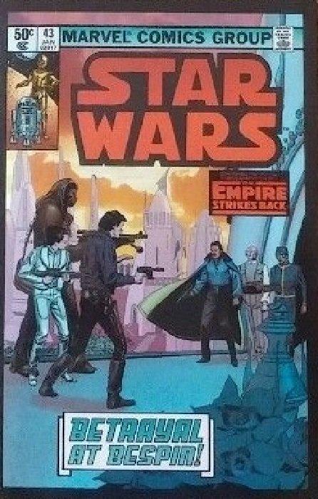 IDW Mini Comic - The Empire Strikes Back 43