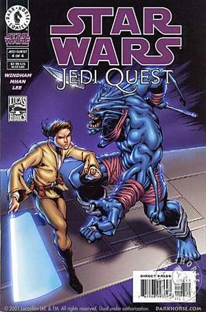 Star Wars: Jedi Quest 4