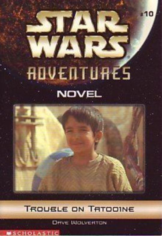 Star Wars Adventures (Episode II): #10 Trouble on Tatooine