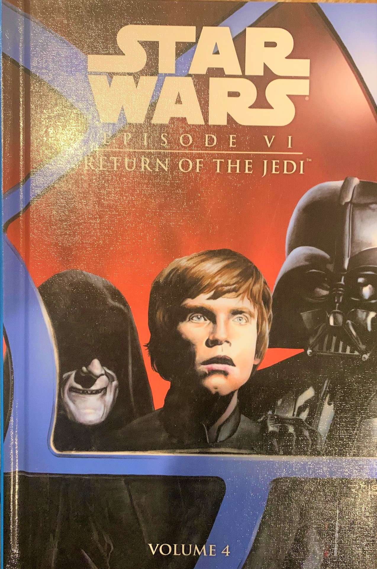 Star Wars Episode VI: Return of the Jedi (Spotlight Comic Edition, Volume 4)