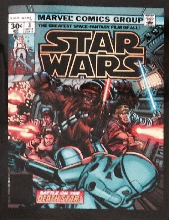 IDW Mini Comic - Star Wars 3