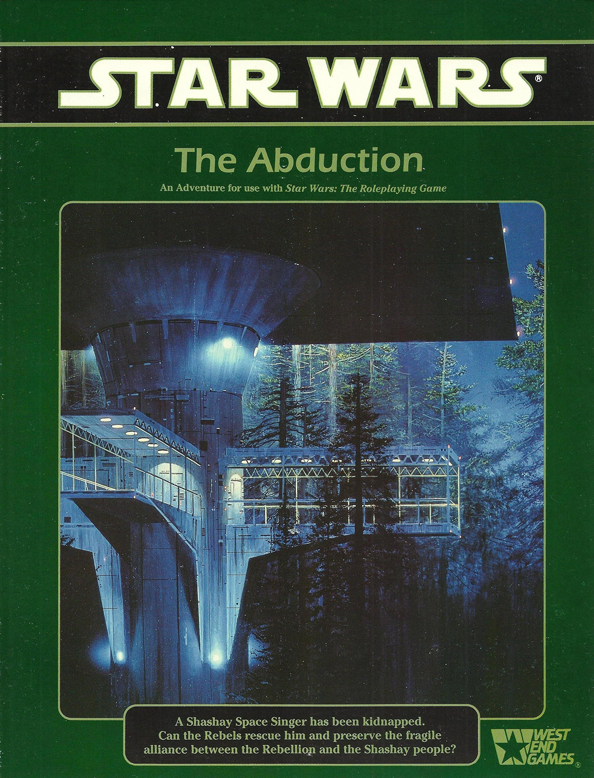 Star Wars: The Abduction