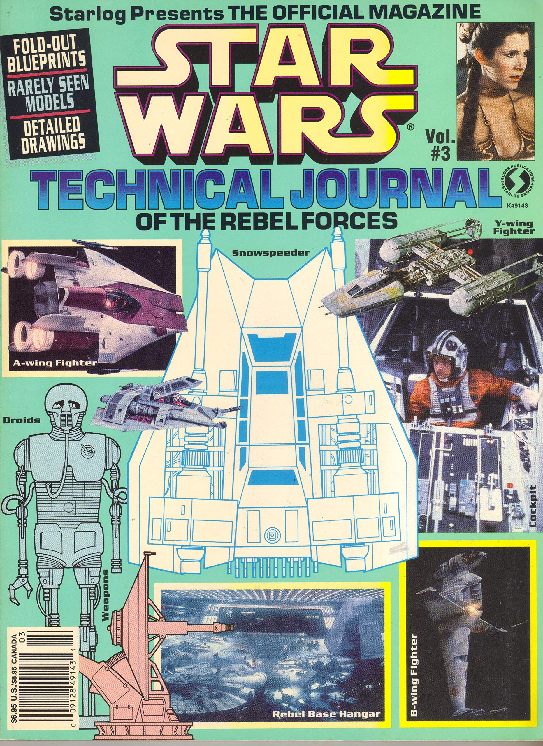 Star Wars Technical Journal of the Rebel Forces