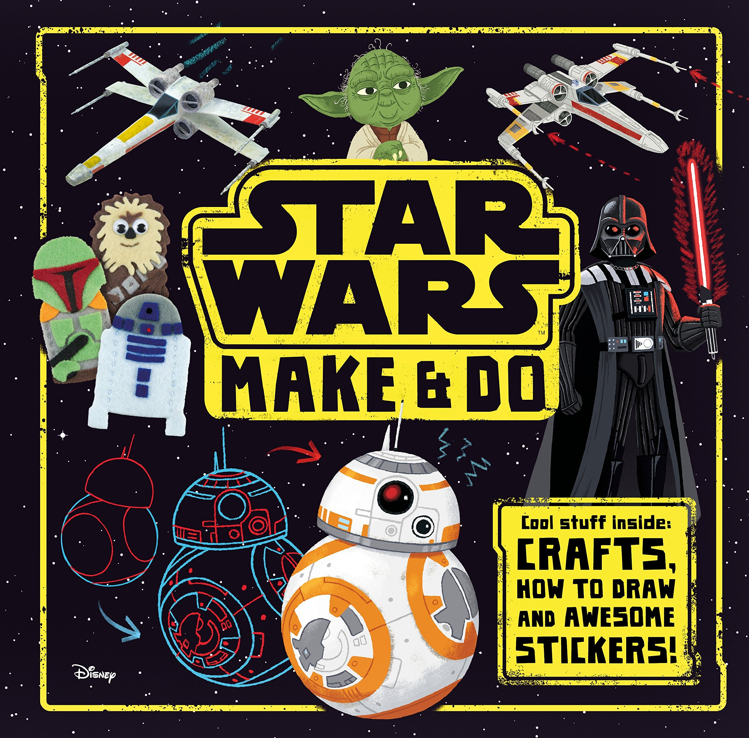 Star Wars: Make and Do