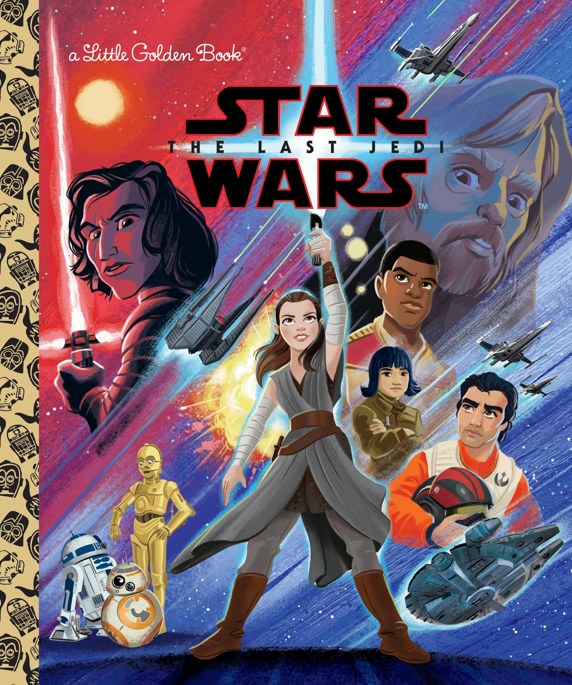 Star Wars: The Last Jedi (Little Golden Book)