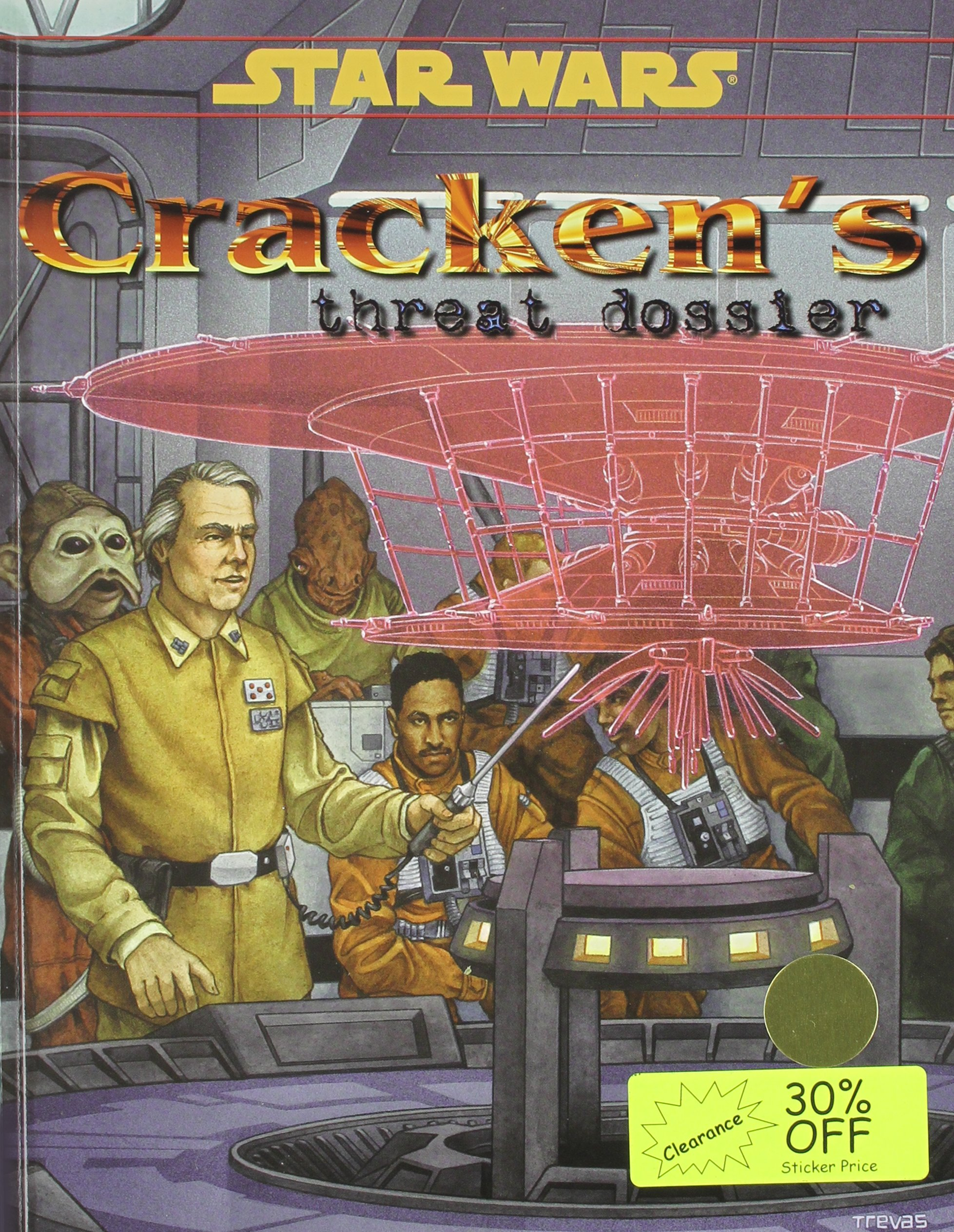Star Wars: Cracken's Threat Dossier