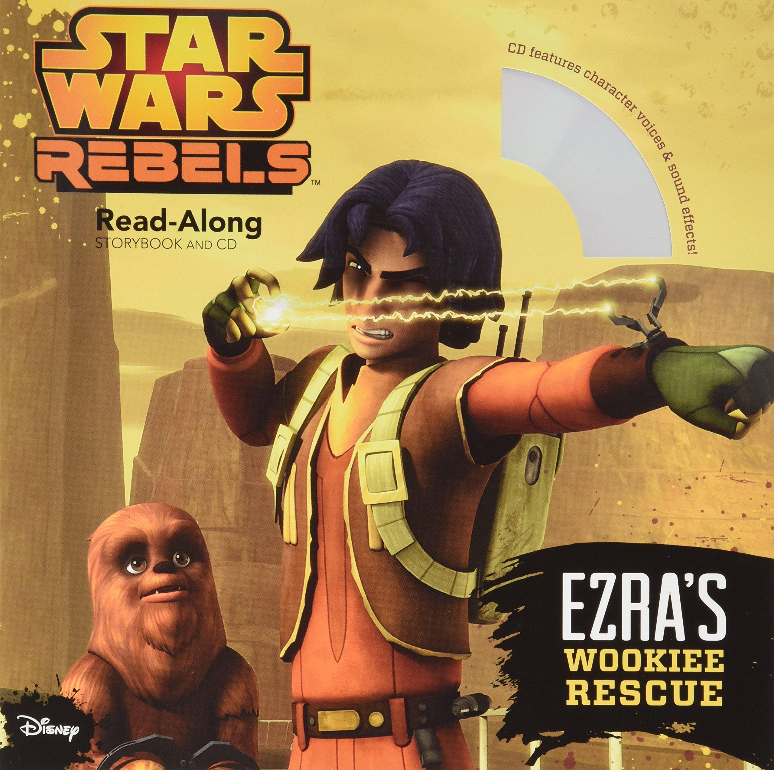 Star Wars Rebels: Ezra's Wookiee Rescue