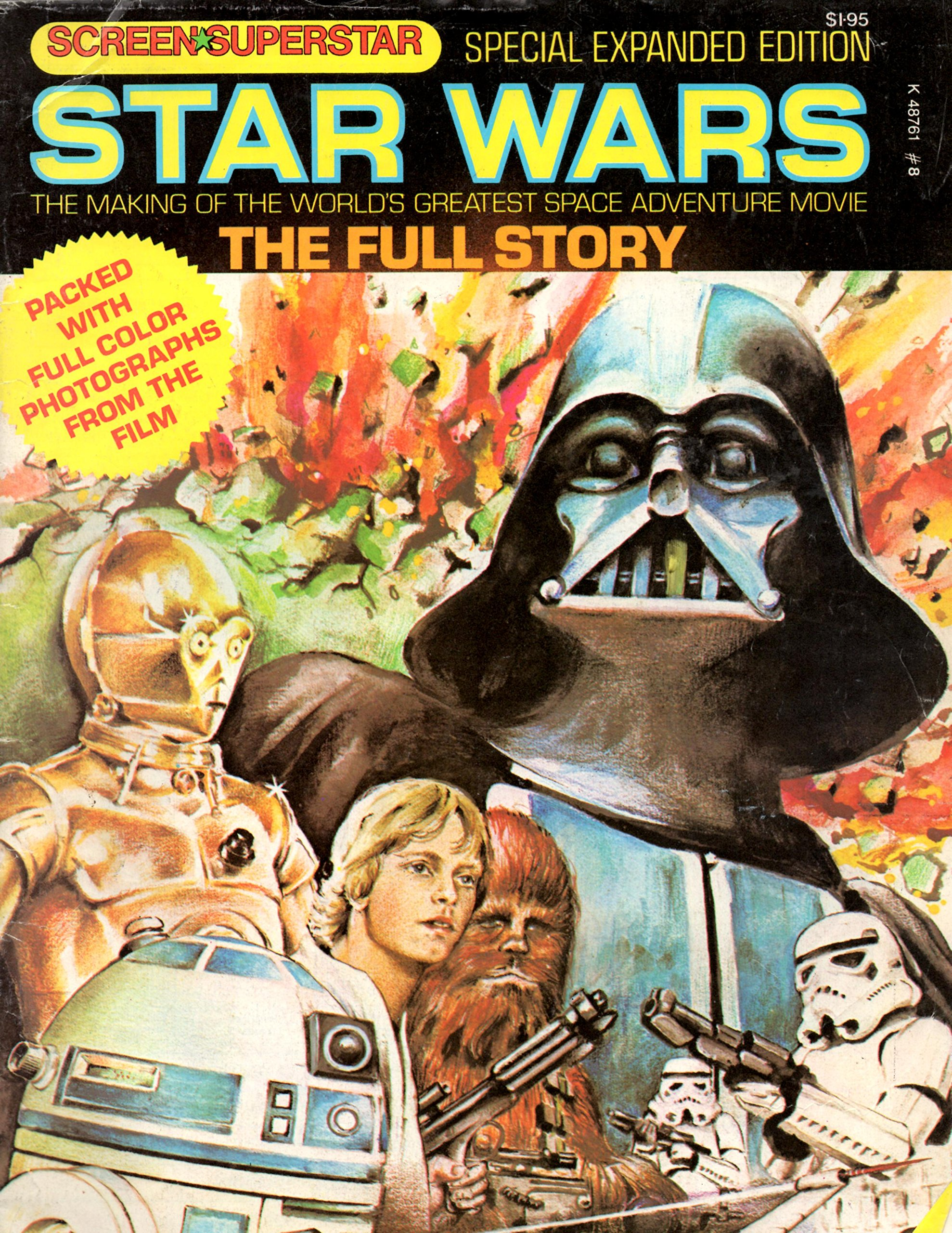 Star Wars: The Full Story - Screen Superstar Special Edition