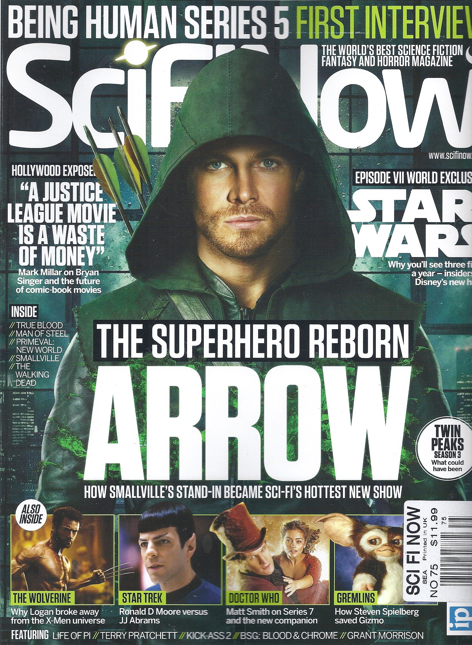SciFi Now Issue 75