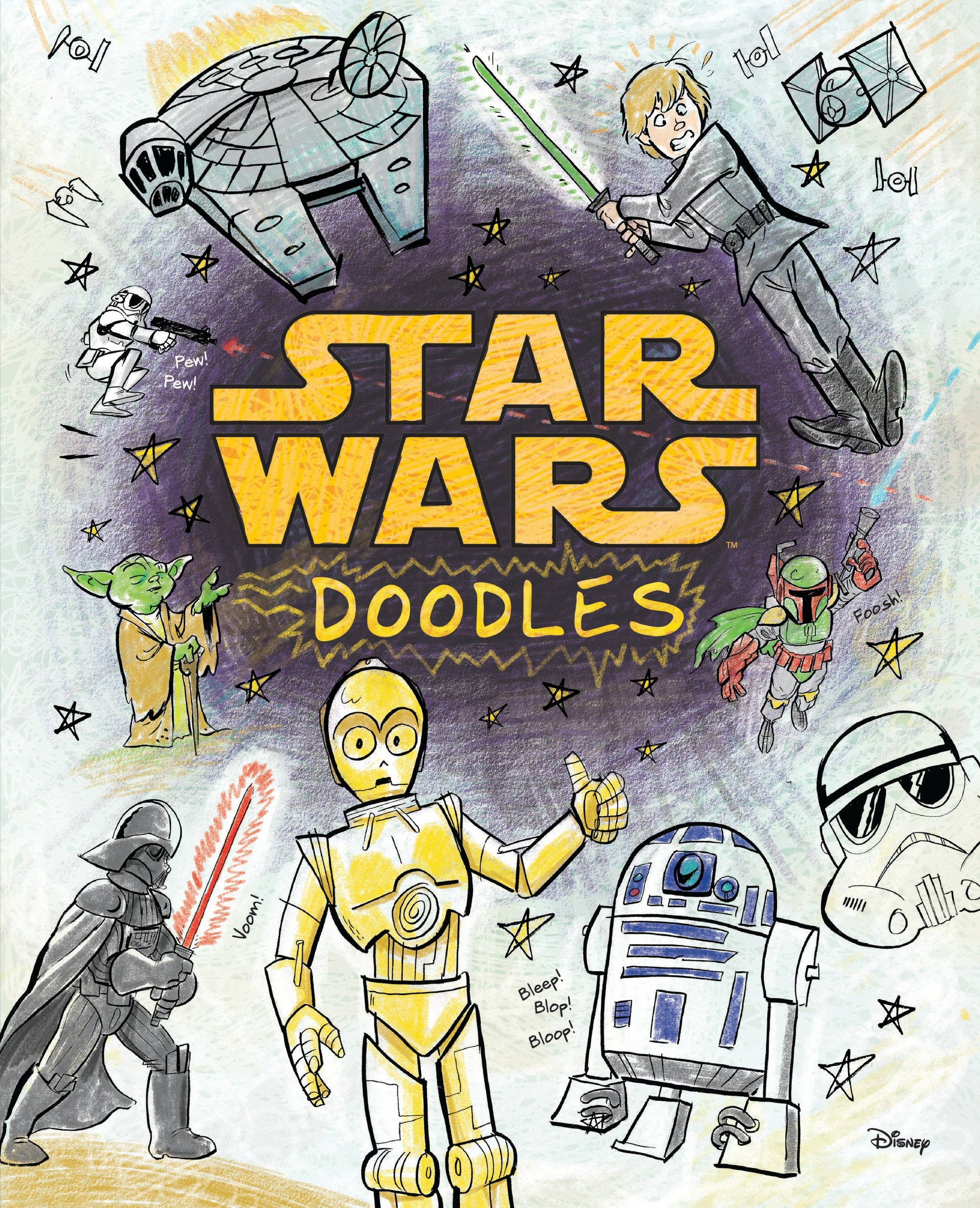 Star Wars Doodles