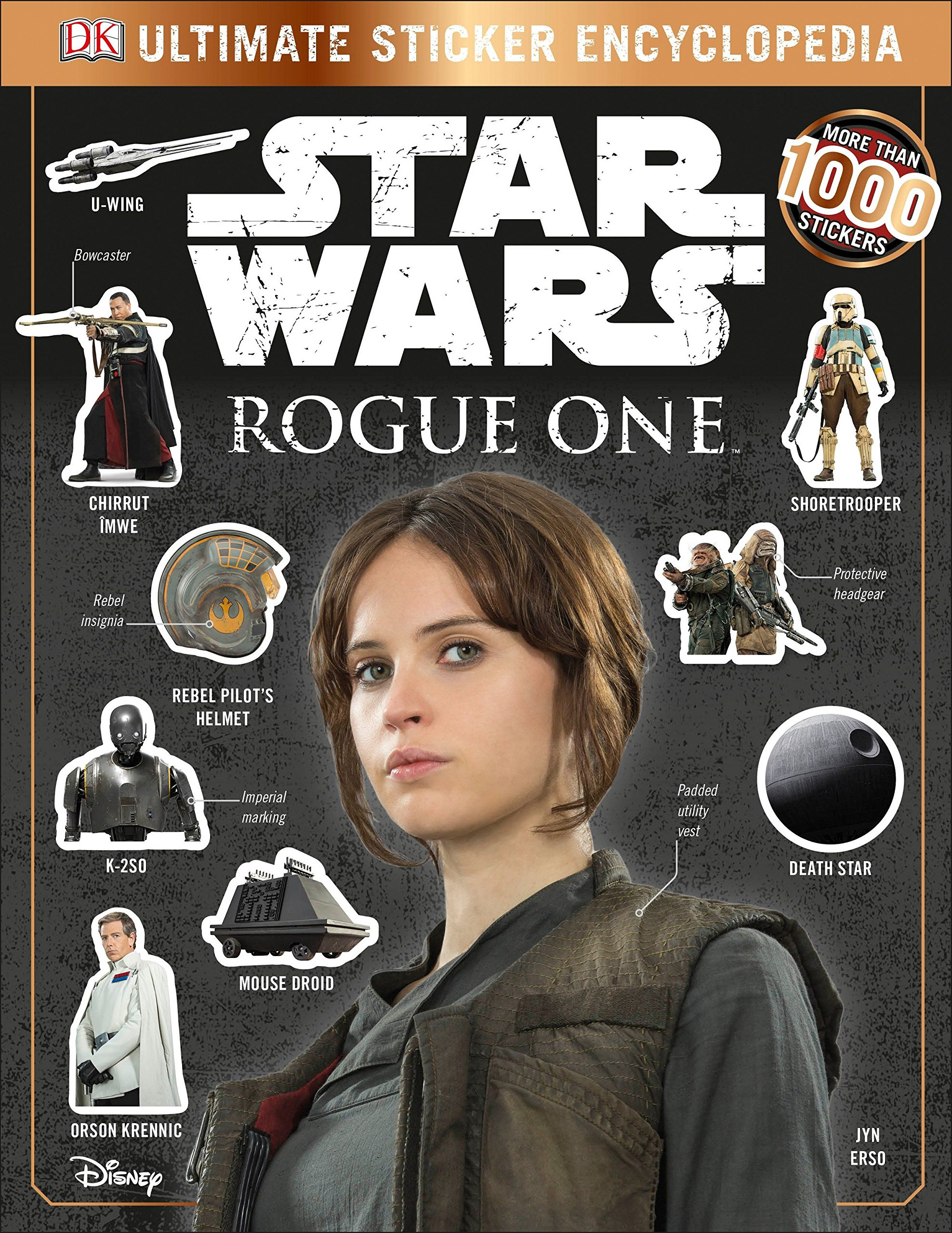 Star Wars Rogue One: Ultimate Sticker Encyclopedia