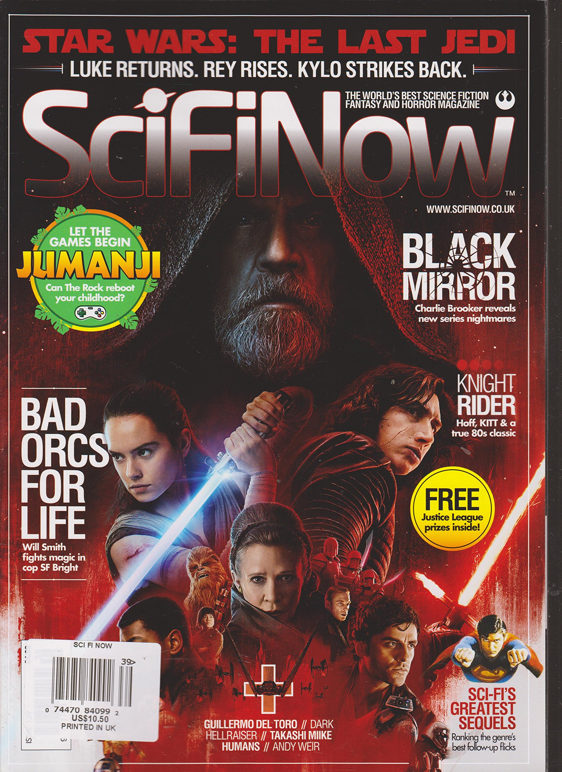 SciFi Now Magazine 139