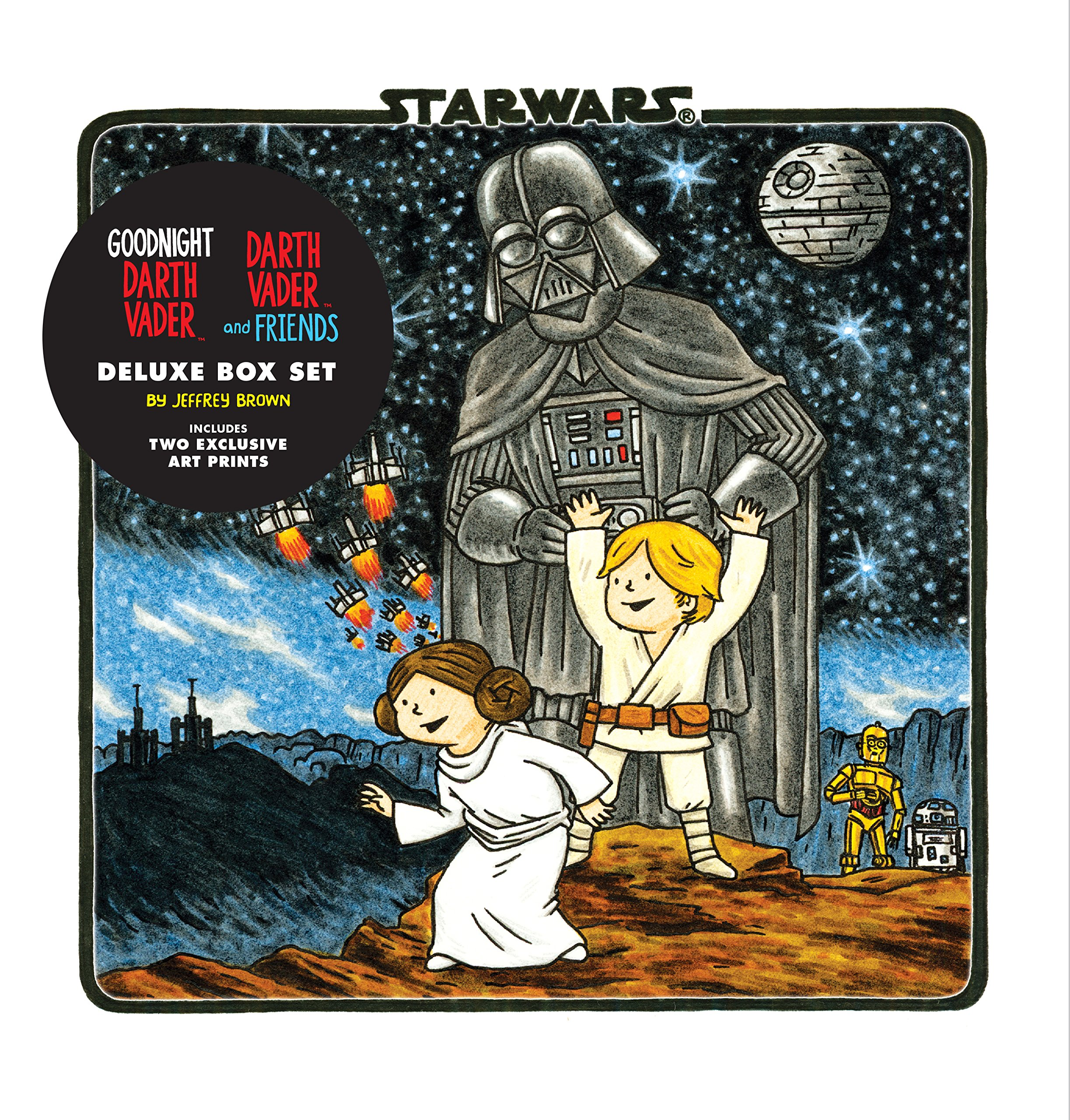 Star Wars Vader's Little Princess (Deluxe Boxed Set Edition)