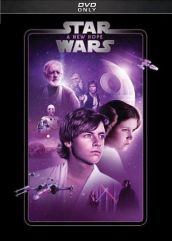 Star Wars: A New Hope (2019 DVD)