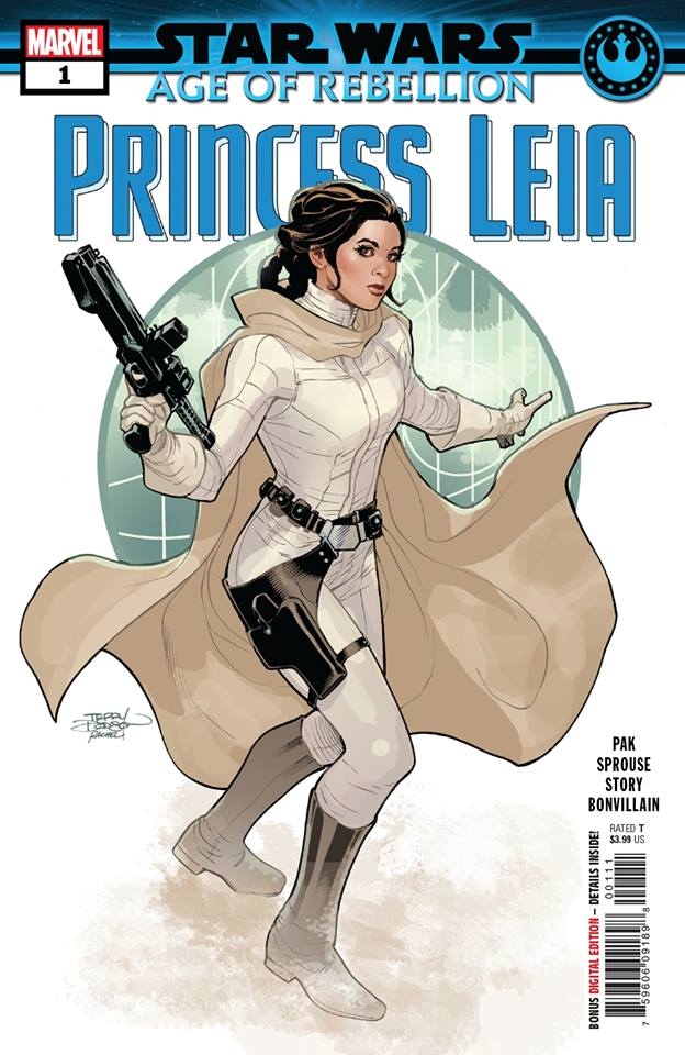 Star Wars Age of Rebellion: Princess Scoundrel