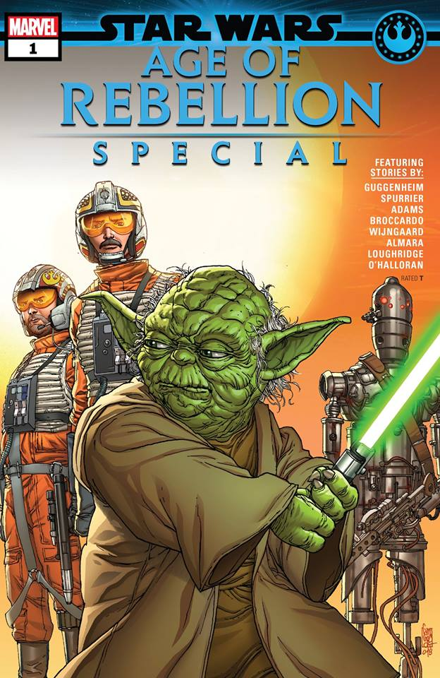 Star Wars Age of Rebellion Special