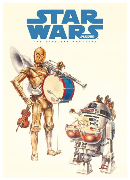 Star Wars Insider 184 - Previews Exlcusive Edition