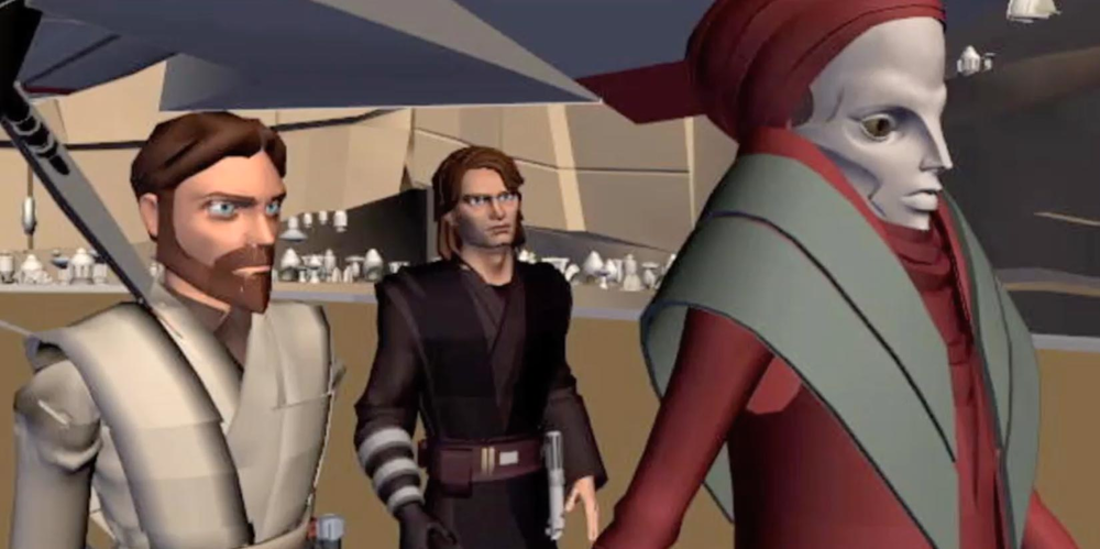 Star Wars The Clone Wars: A Death on Utapau