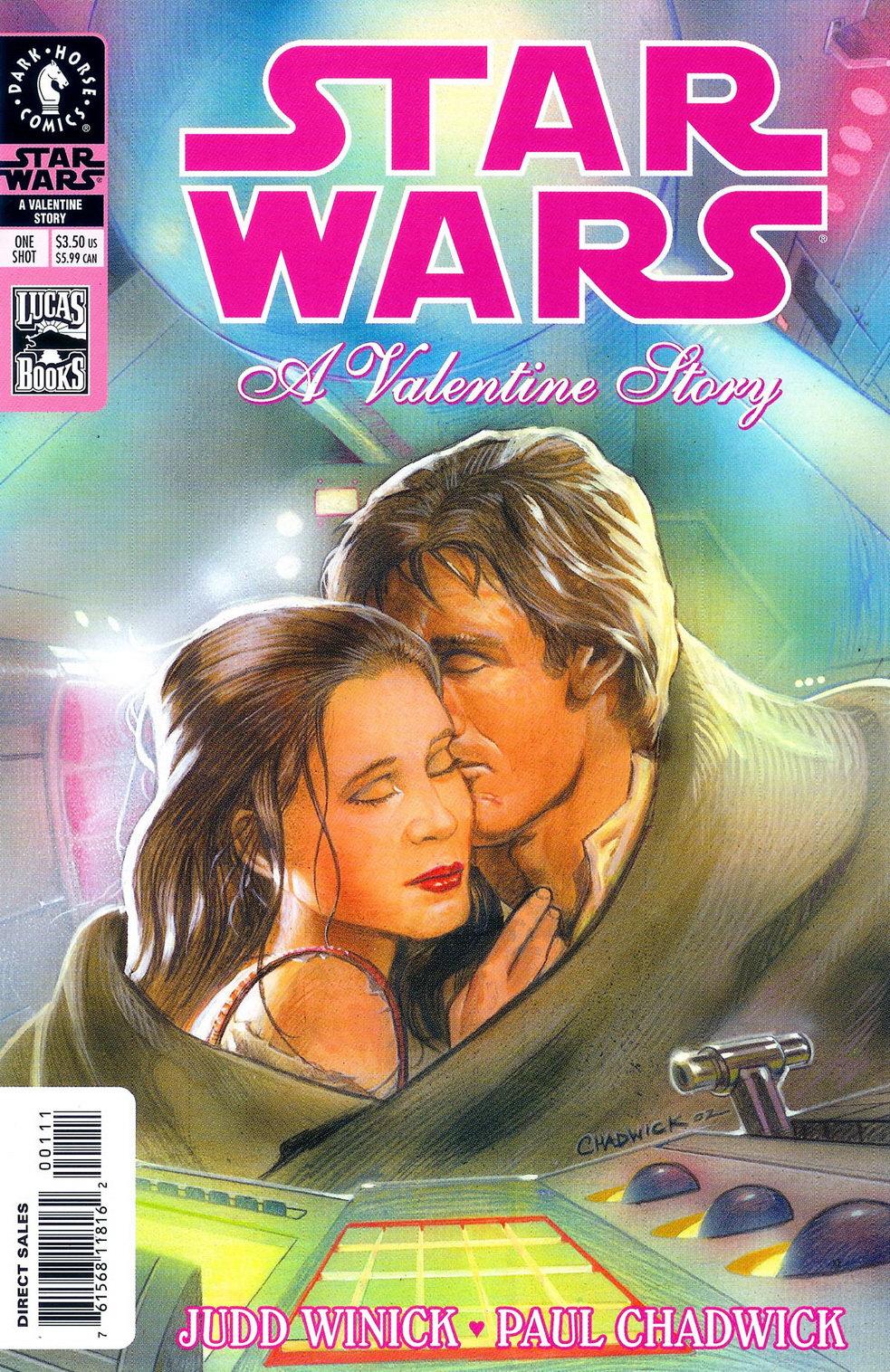 Star Wars: A Valentine Story