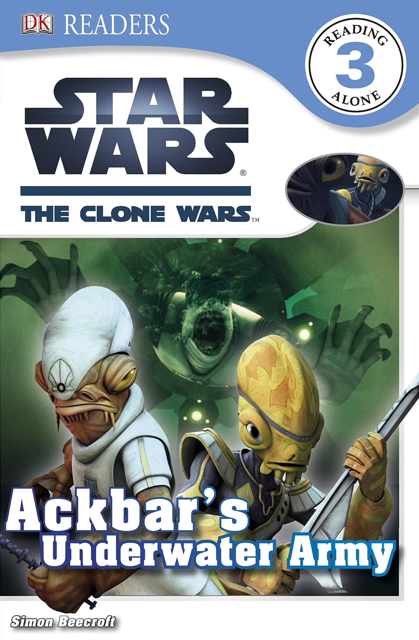 Star Wars The Clone Wars: Ackbar's Underwater Army