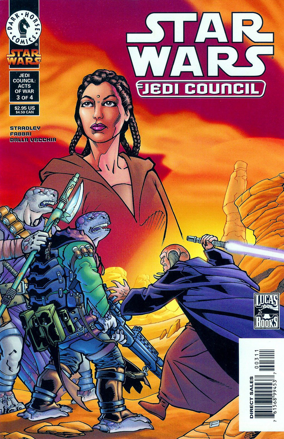 Star Wars Jedi Council: Acts of War 3
