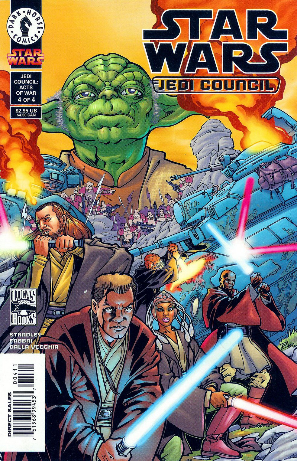 Star Wars Jedi Council: Acts of War 4