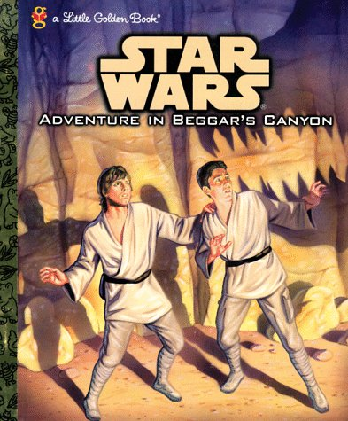 Star Wars: Adventures in Beggar's Canyon (paperback)