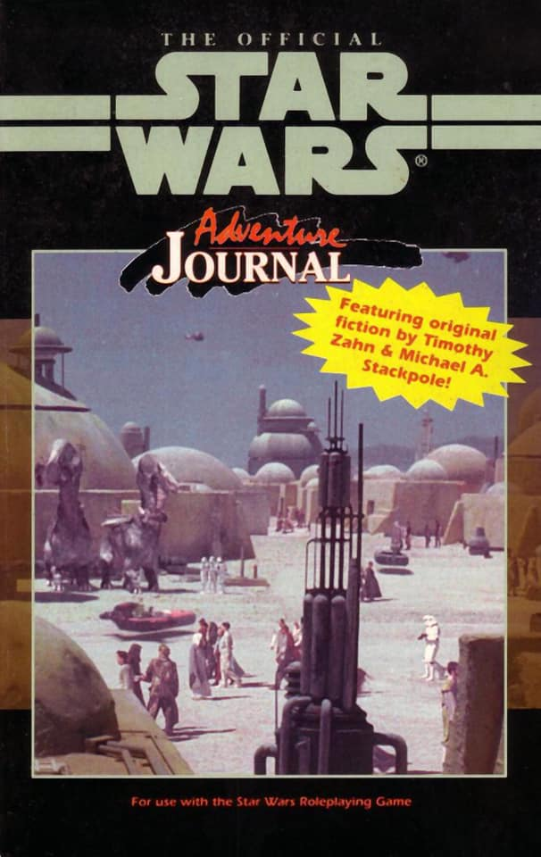 Star Wars Adventure Journal: Volume 12