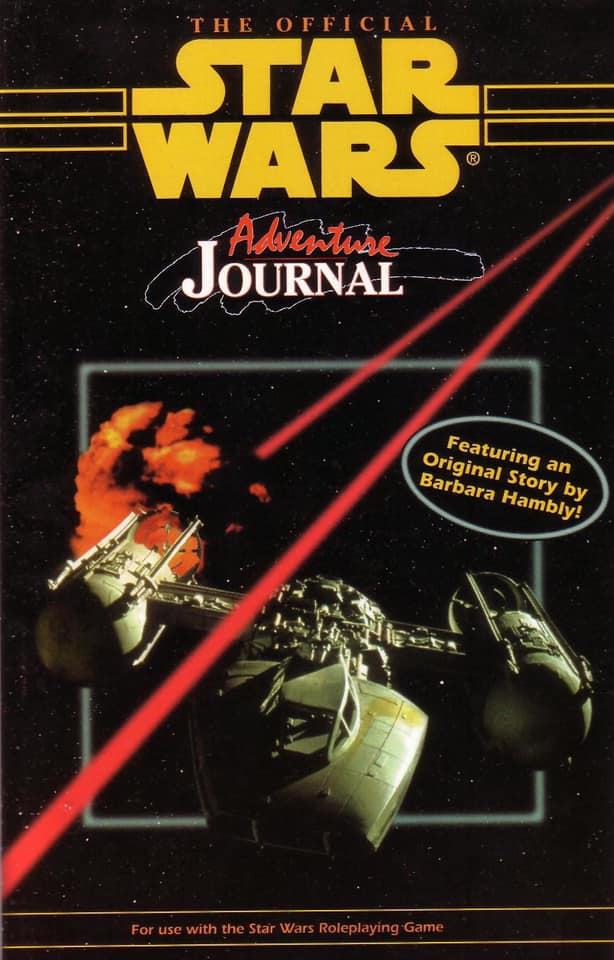 Star Wars Adventure Journal: Volume 14