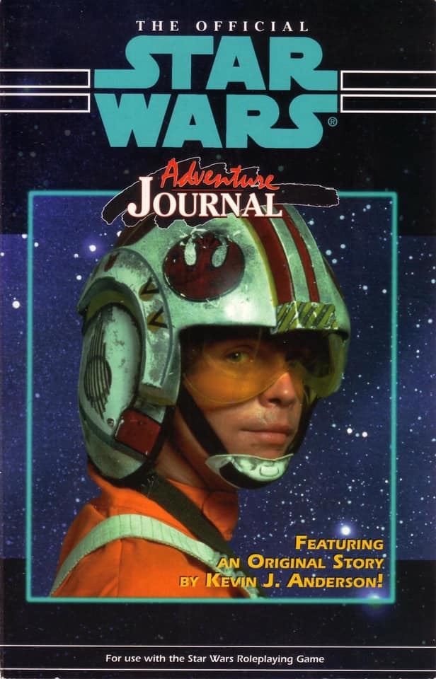 Star Wars Adventure Journal: Volume 15