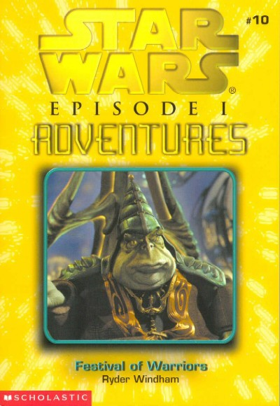 Star Wars Episode I Adventures: Festival of Warriors